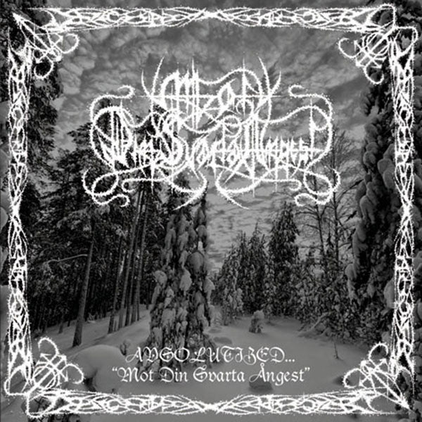Avsolutized - Mot din svarta angest (CD)
