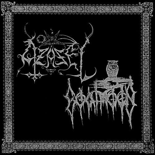 Azazel / Goatmoon - Split (CD)