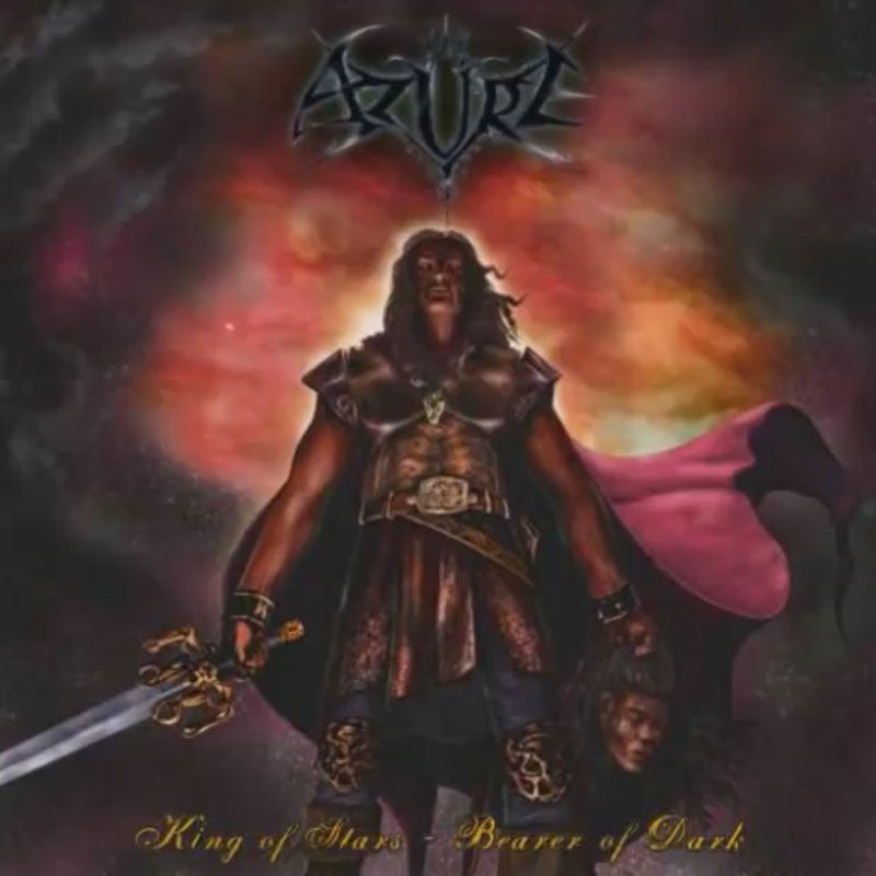 Azure - King of Stars Bearer of Dark (CD)