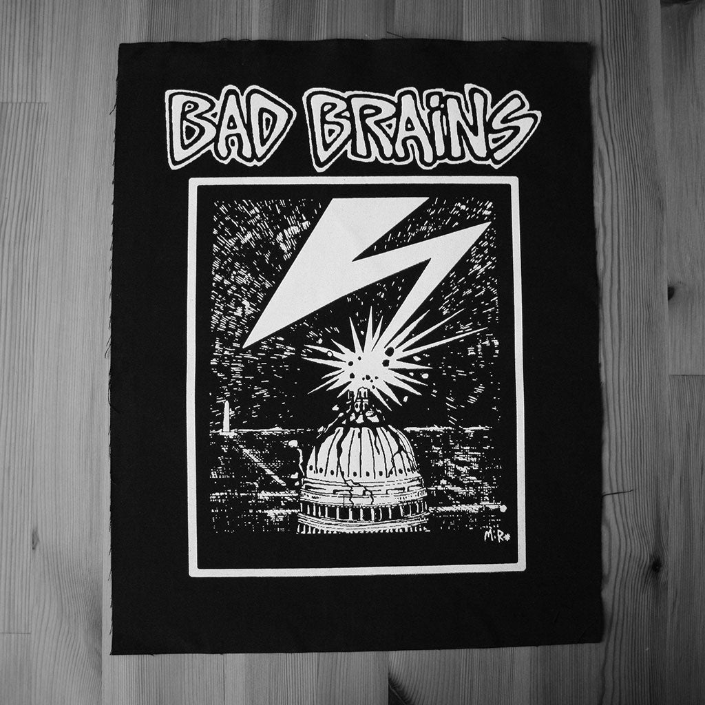 Bad Brains - Bad Brains (Backpatch)