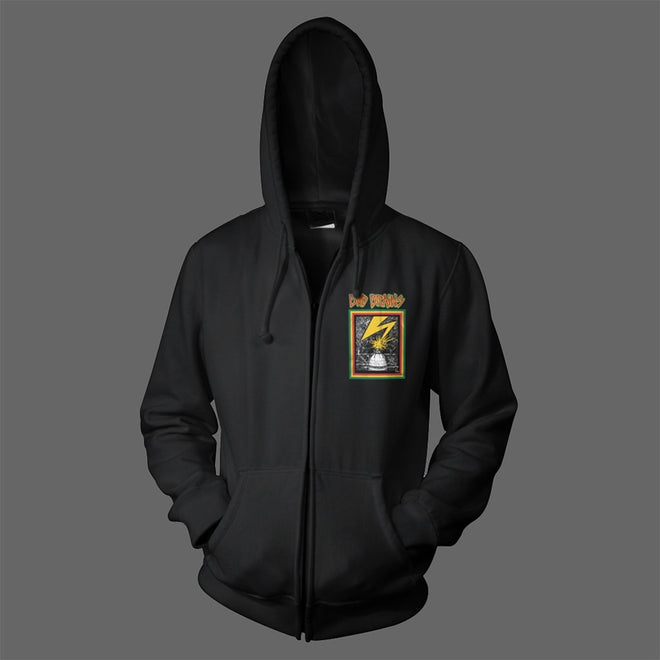 Bad Brains - Bad Brains (Full Zip Hoodie)
