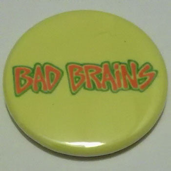 Bad Brains - Logo (Badge)