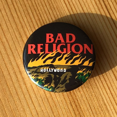 Bad Religion - Los Angeles is Burning (Badge)