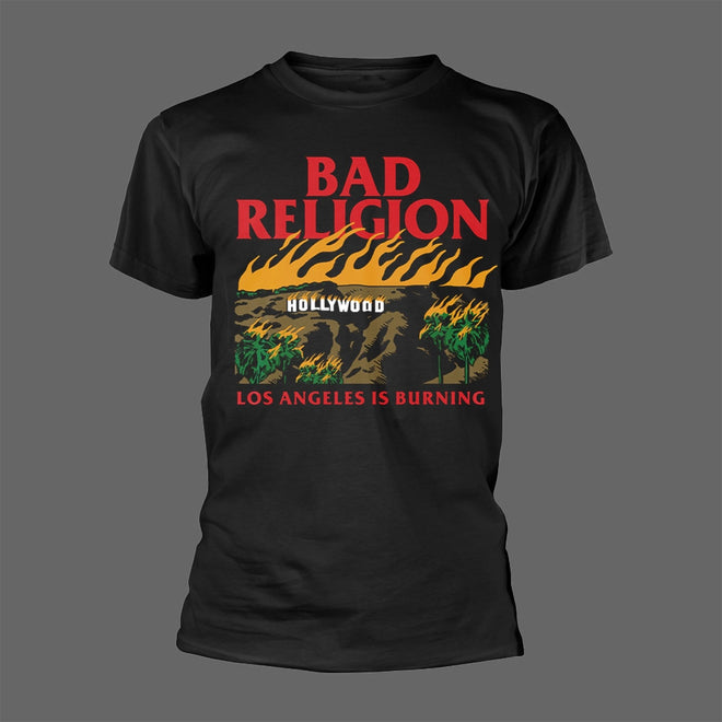 Bad Religion - Los Angeles is Burning (T-Shirt)