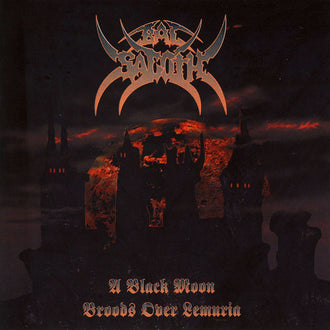 Bal-Sagoth - A Black Moon Broods over Lemuria (CD)