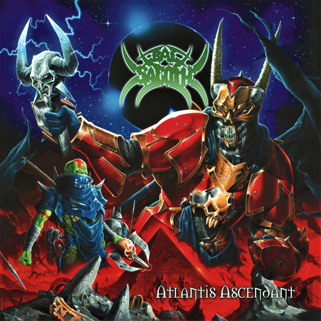 Bal-Sagoth - Atlantis Ascendant (2020 Reissue) (Digipak CD)