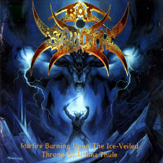 Bal-Sagoth - Starfire Burning upon the Ice-Veiled Throne of Ultima Thule (CD)