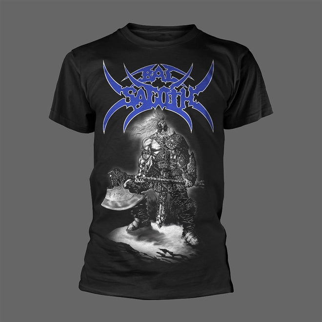 Bal-Sagoth - Warrior / By Blood and Steel I Rule (T-Shirt)