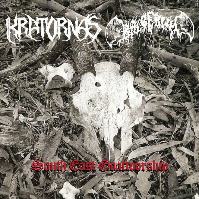 Balberith / Kratornas - South East Goatworship (CD)