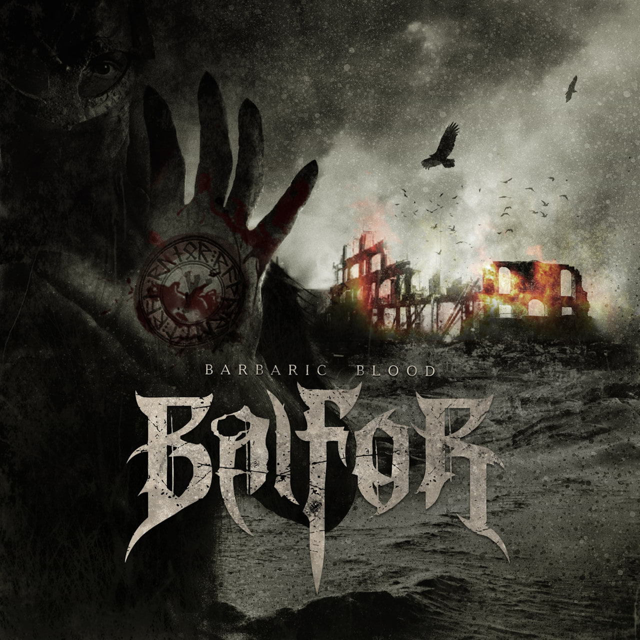 Balfor - Barbaric Blood (CD)