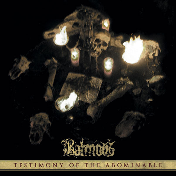 Balmog - Testimony of the Abominable (CD)