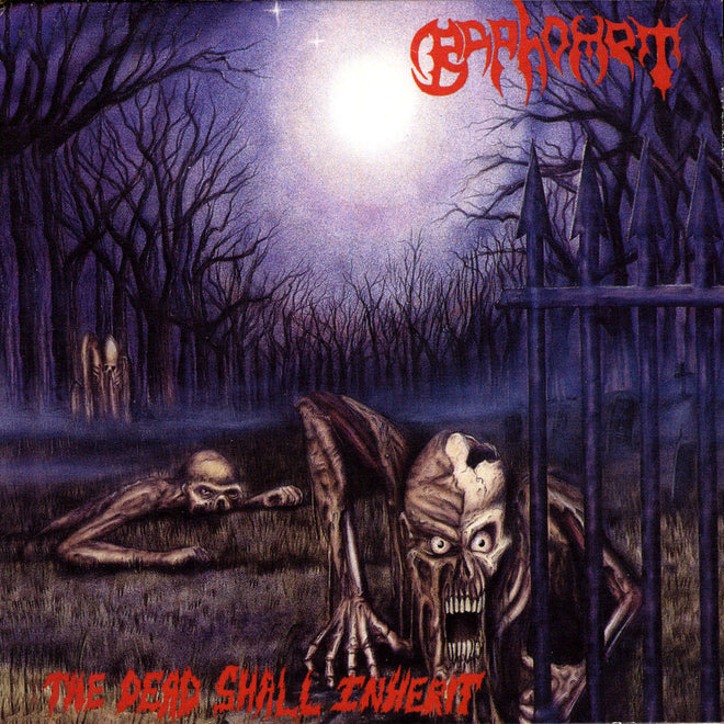 Baphomet - The Dead Shall Inherit (2006 Reissue) (CD)