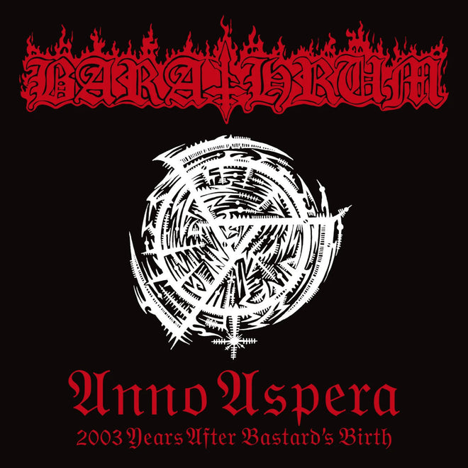 Barathrum - Anno Aspera: 2003 Years After Bastard's Birth (2019 Reissue) (LP)