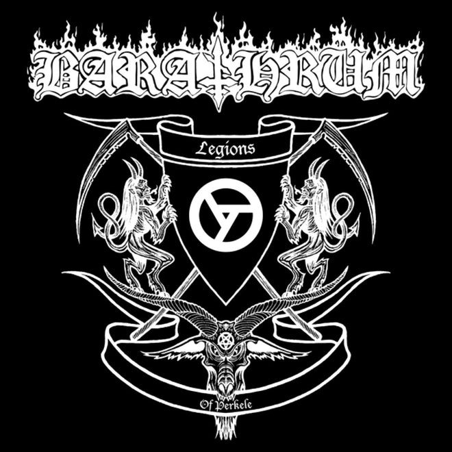 Barathrum - Legions of Perkele (2019 Reissue) (LP)