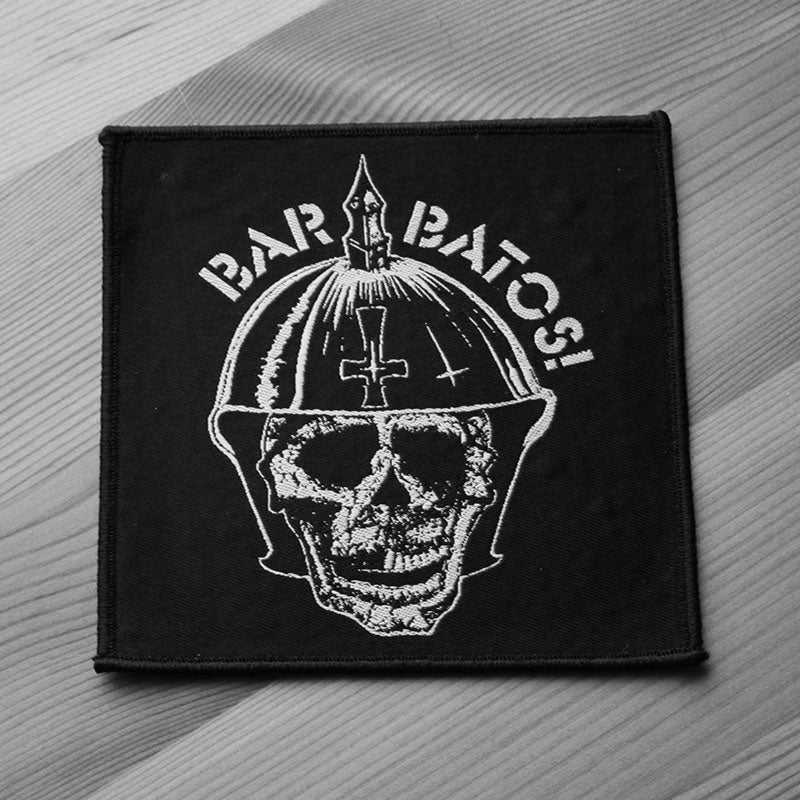 Barbatos - Skull Logo (Woven Patch)