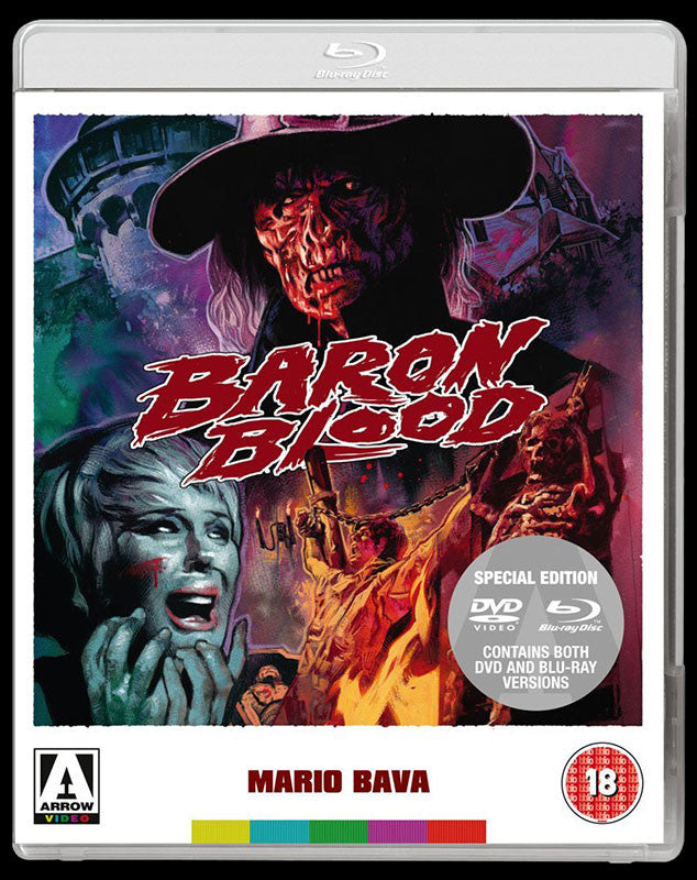 Baron Blood (1972) (Blu-ray + DVD)