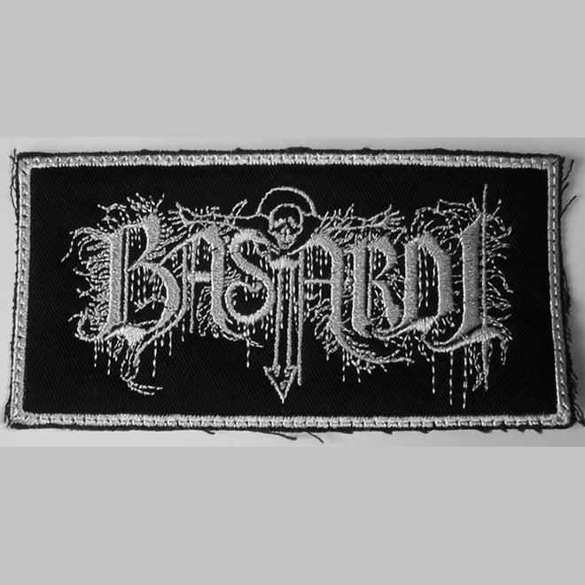 Bastardi - Logo (Embroidered Patch)