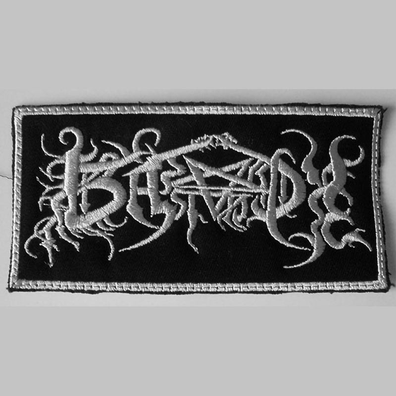 Bastardi - Old Logo (Embroidered Patch)