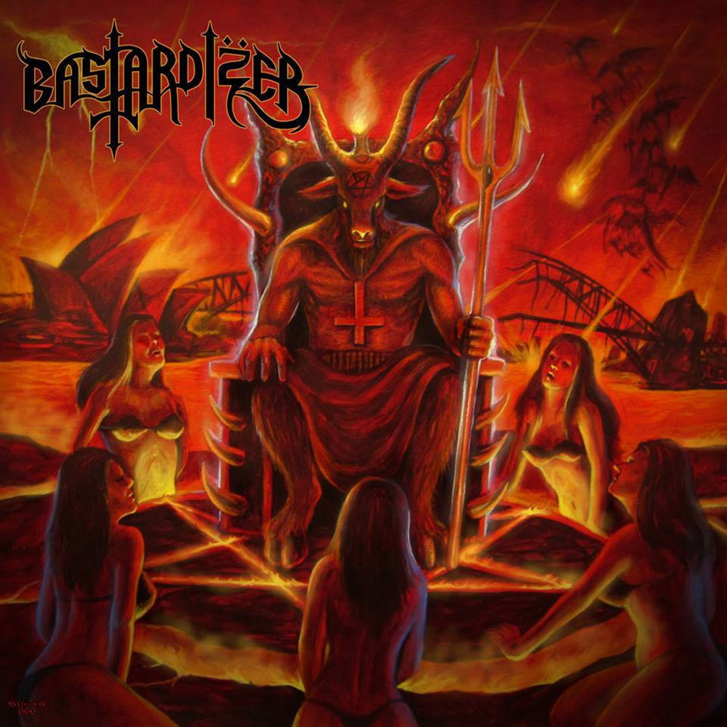 Bastardizer - Enforcers of Evil (CD)