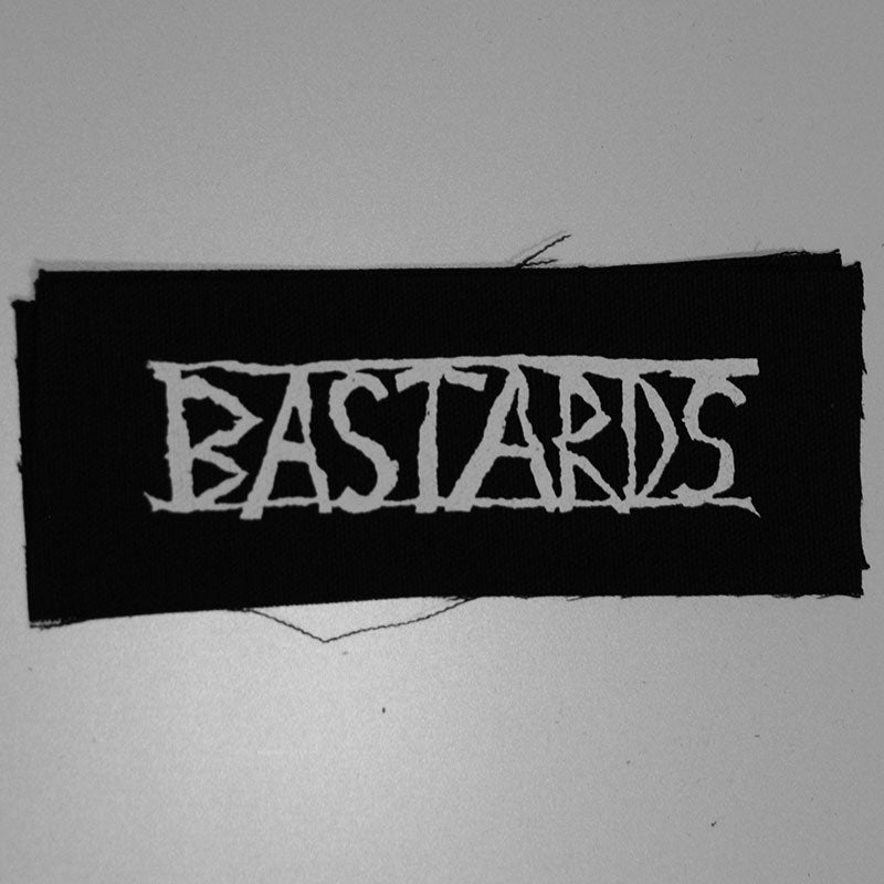 Bastards - Logo (Printed Patch)