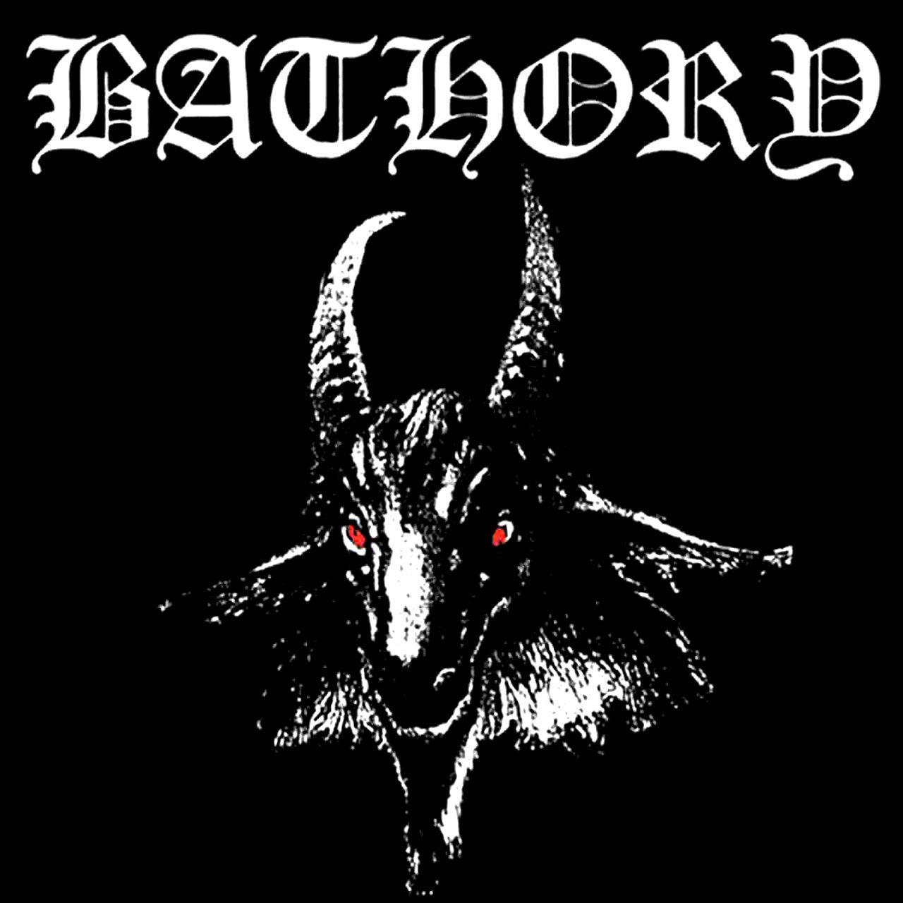 Bathory - Bathory (2010 Reissue) (LP)