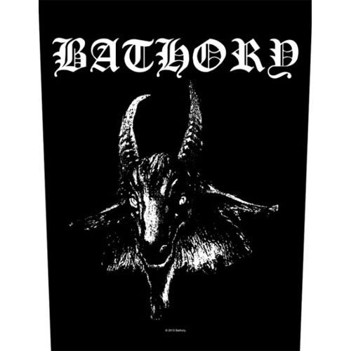 Bathory - Bathory (Backpatch)