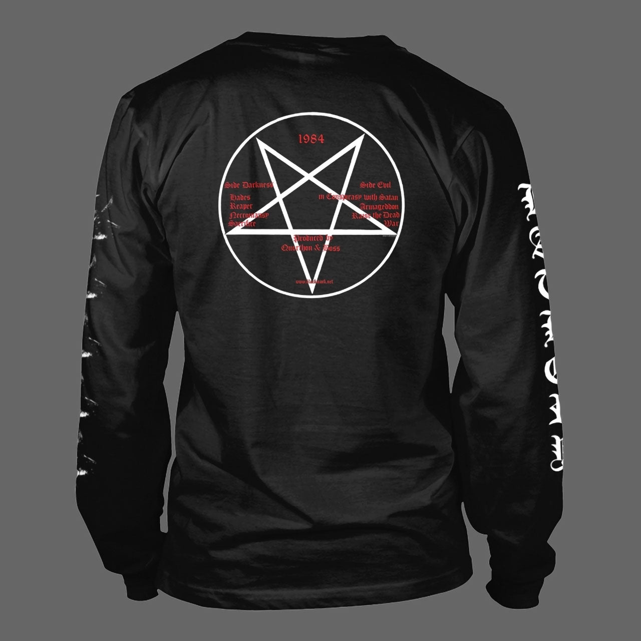Bathory - Bathory (Long Sleeve T-Shirt)