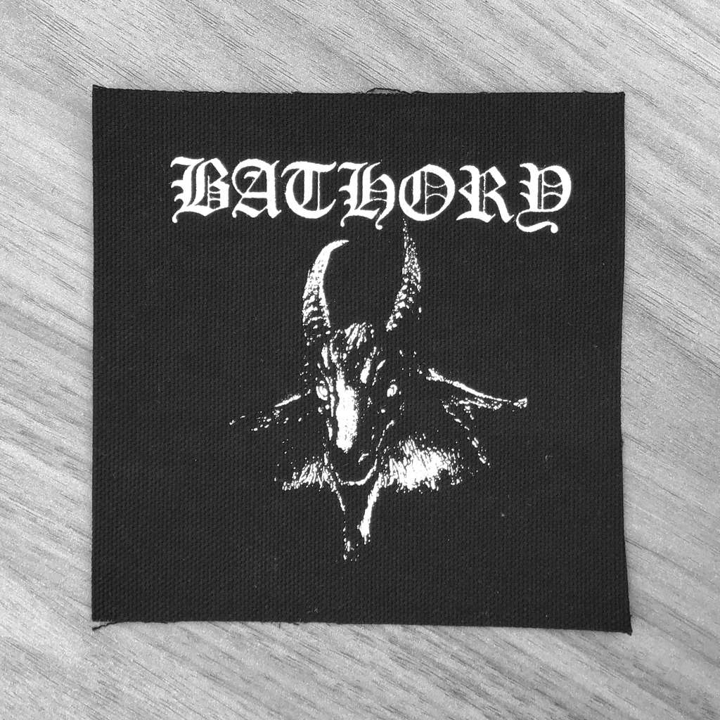 Bathory - Bathory (Printed Patch)