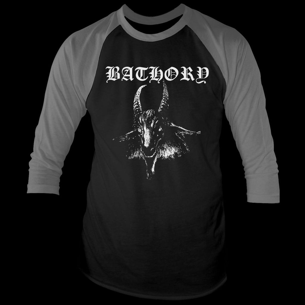 Bathory - Bathory (Raglan) (3/4 Sleeve T-Shirt)