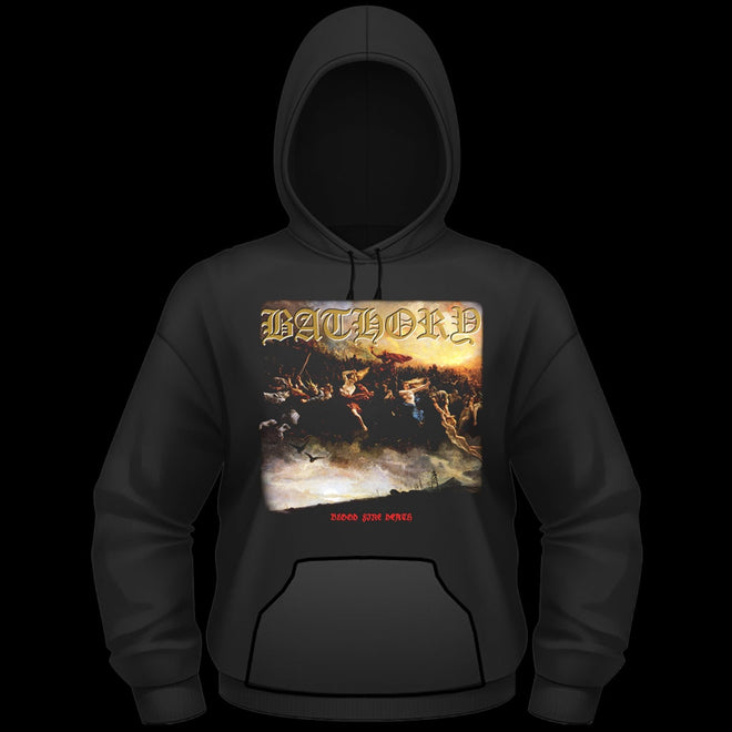 Bathory - Blood Fire Death (Hoodie)