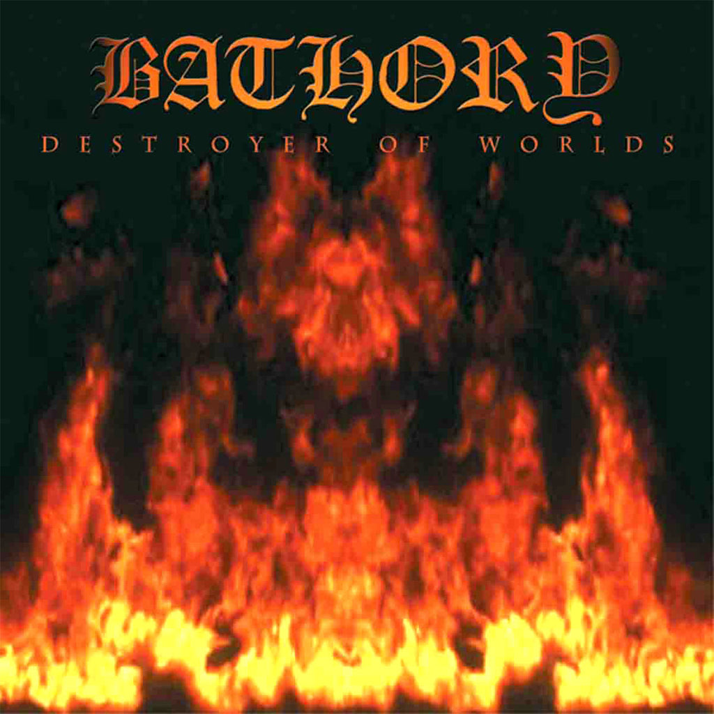 Bathory - Destroyer of Worlds (CD)