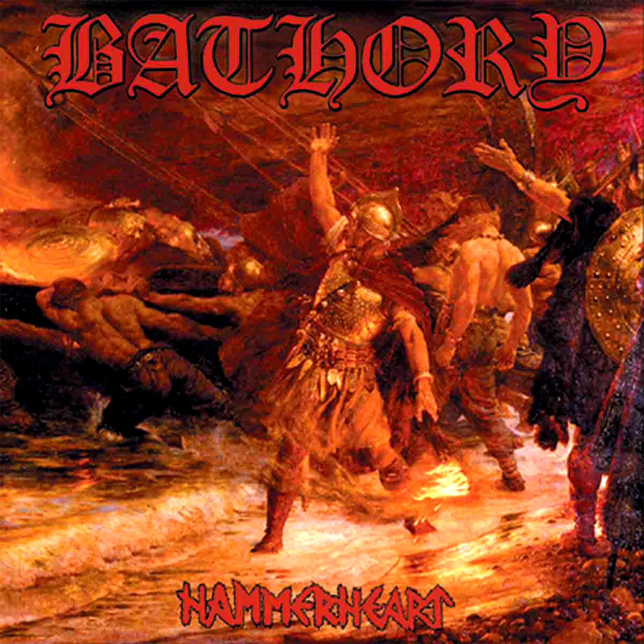 Bathory - Hammerheart (CD)