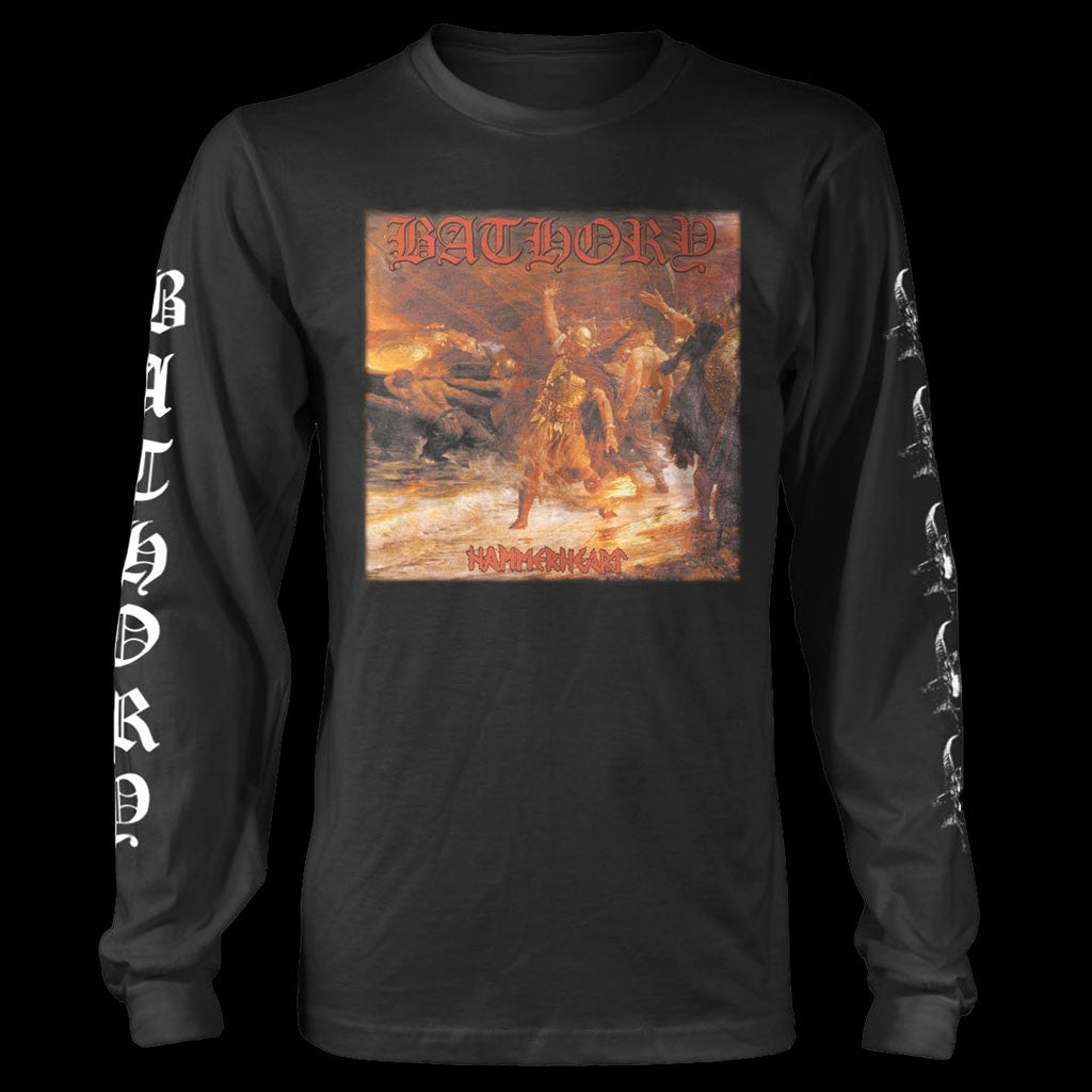 Bathory - Hammerheart (Long Sleeve T-Shirt)