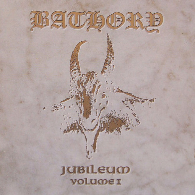 Bathory - Jubileum Volume I (CD)