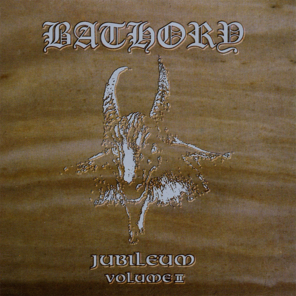 Bathory - Jubileum Volume II (CD)