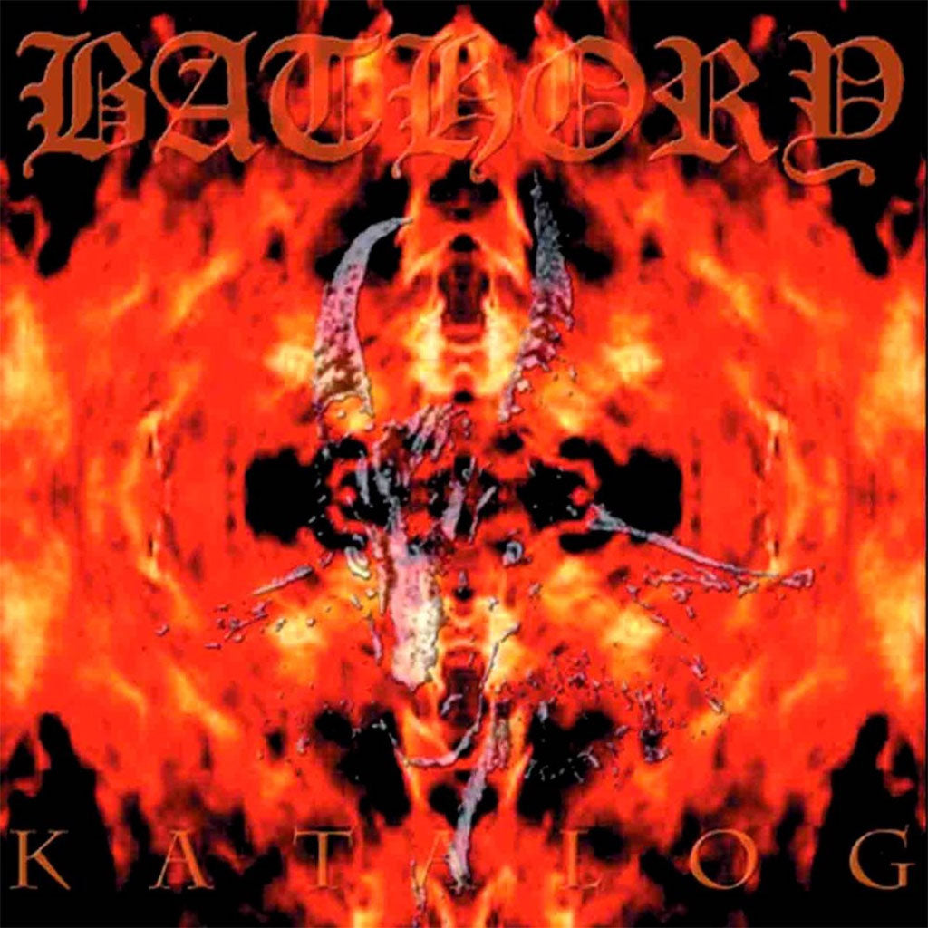 Bathory - Katalog (CD)