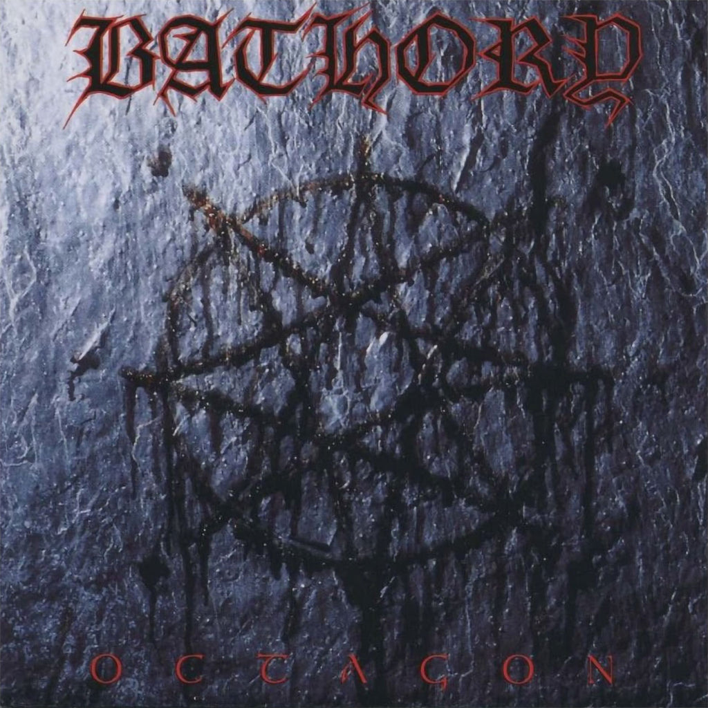 Bathory - Octagon (CD)