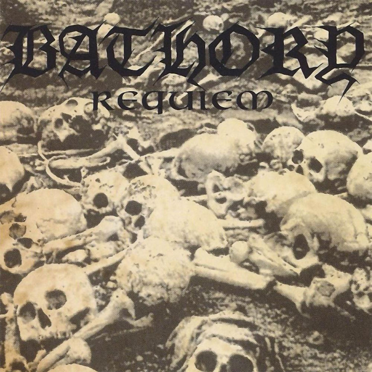 Bathory - Requiem (CD)