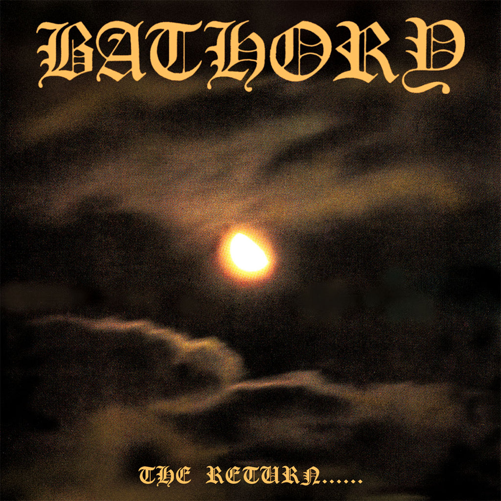 Bathory - The Return... (2010 Reissue) (LP)