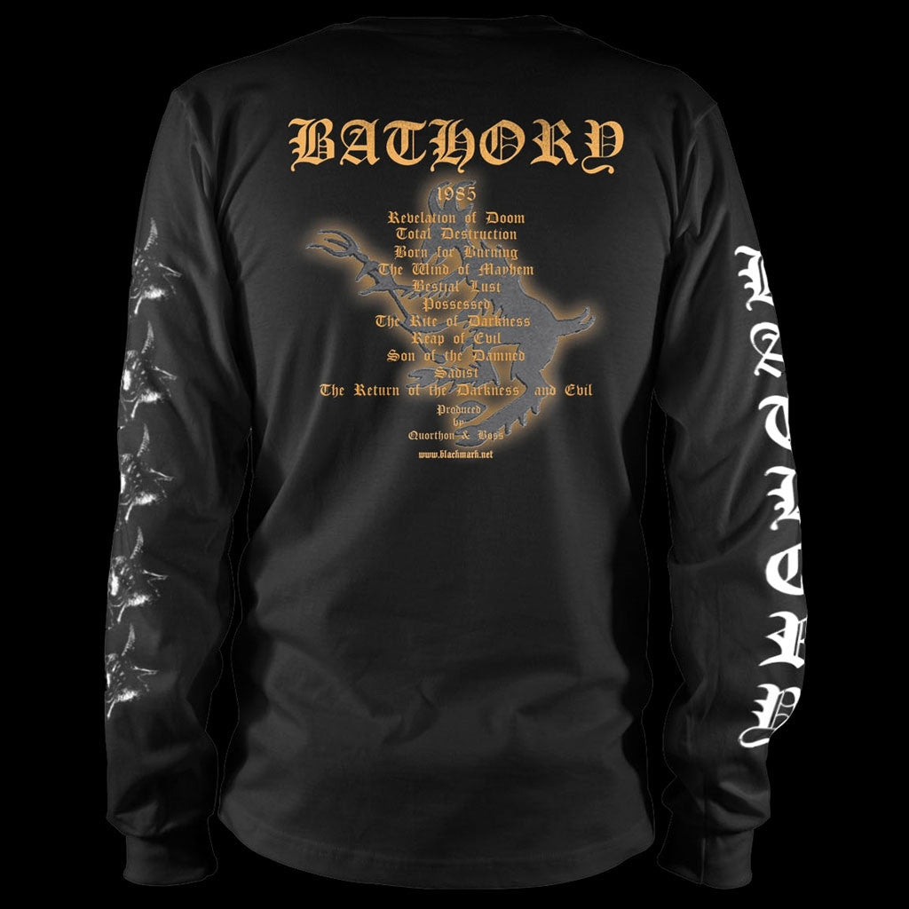 Bathory - The Return (Long Sleeve T-Shirt)