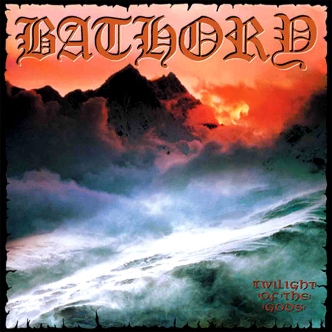 Bathory - Twilight of the Gods (CD)