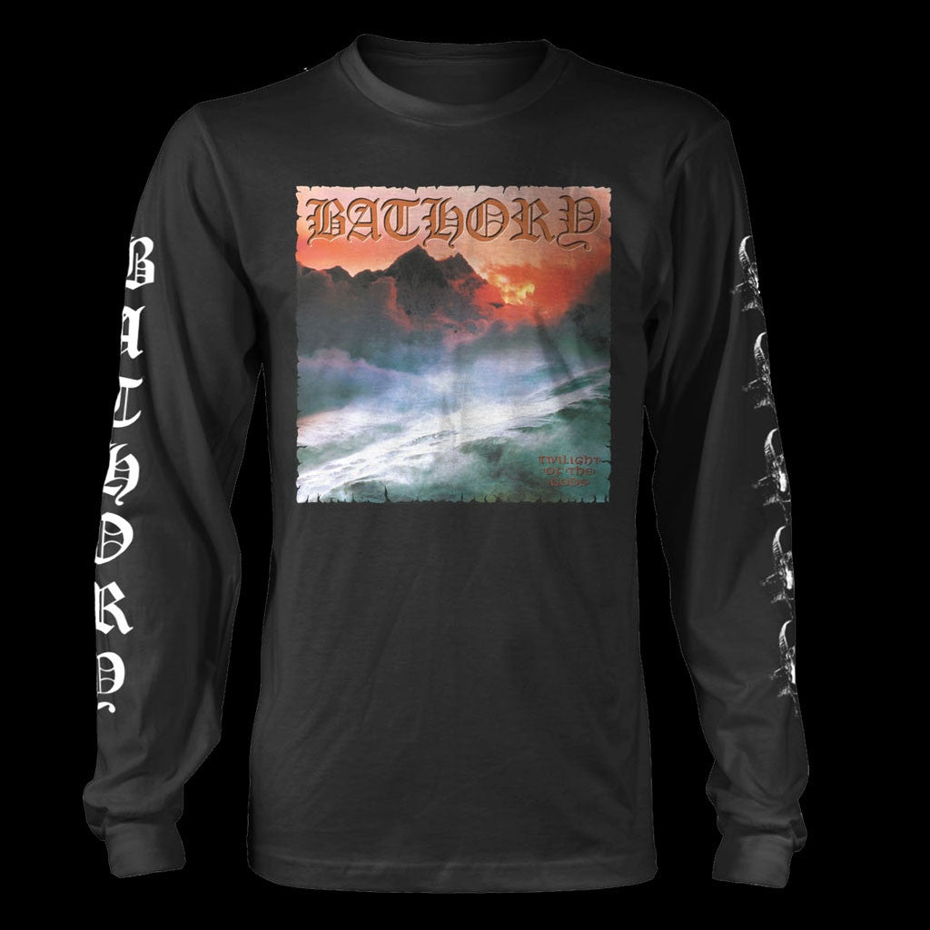 Bathory - Twilight of the Gods (Long Sleeve T-Shirt)