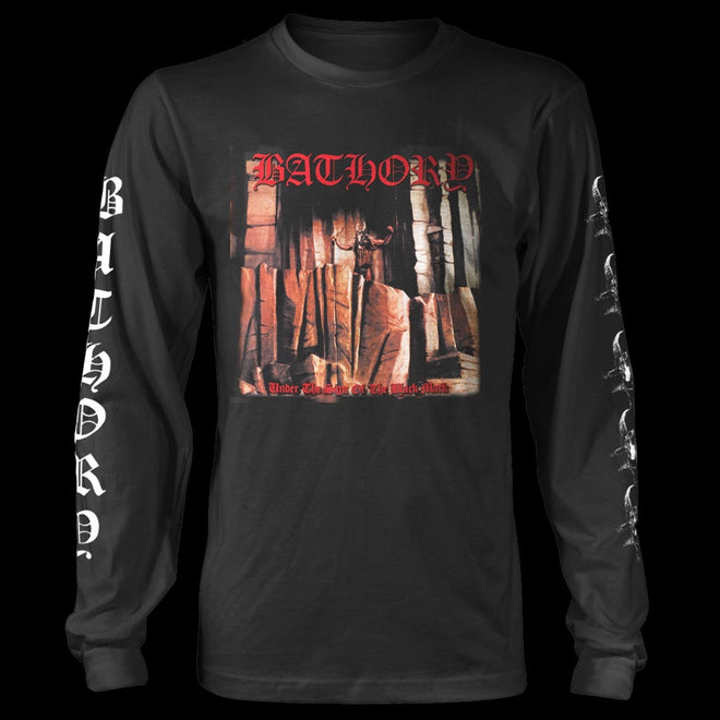 Bathory - Under the Sign of the Black Mark (Long Sleeve T-Shirt)