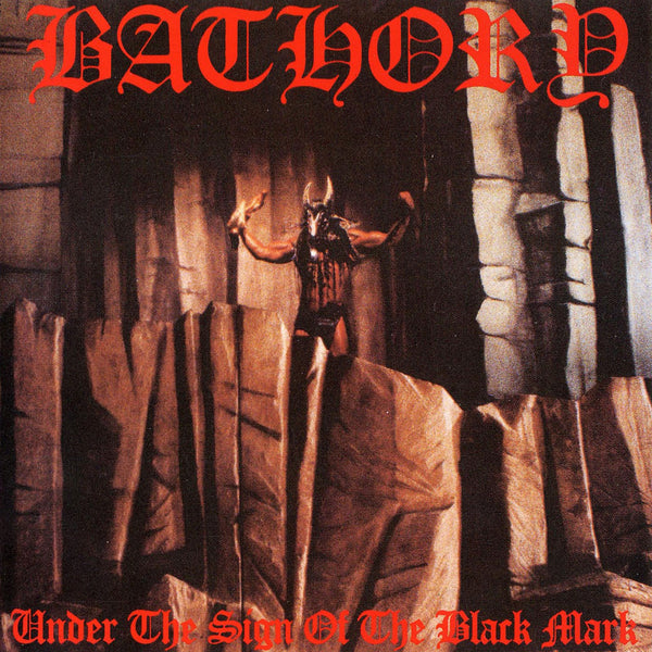 Bathory - Under the Sign of the Black Mark (LP)