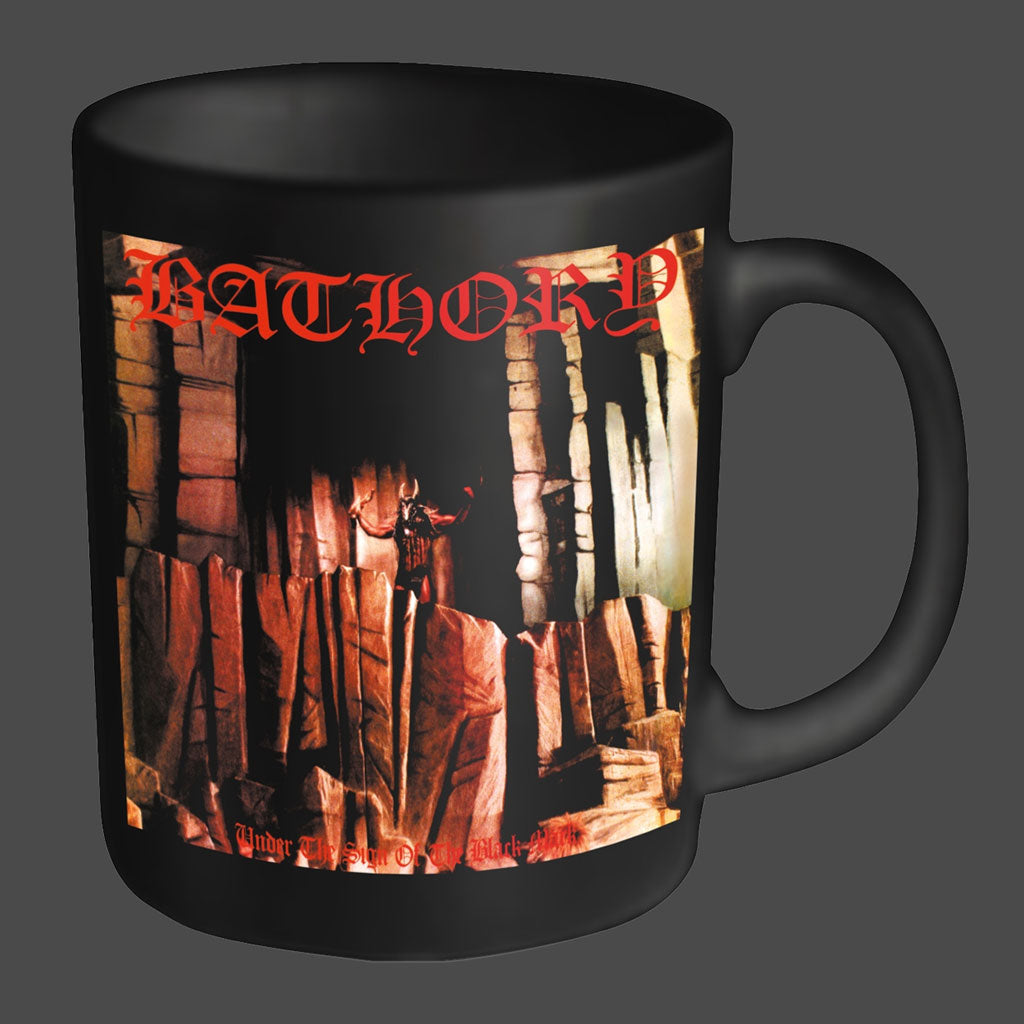 Bathory - Under the Sign of the Black Mark (Mug)
