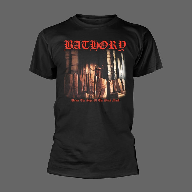 Bathory - Under the Sign of the Black Mark (T-Shirt)