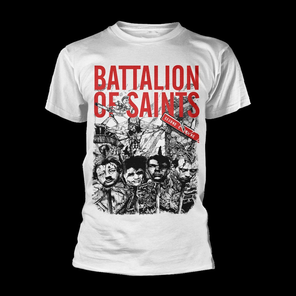 Battalion of Saints - Second Coming (T-Shirt)