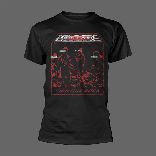 Battlezone - Fighting Back (T-Shirt)