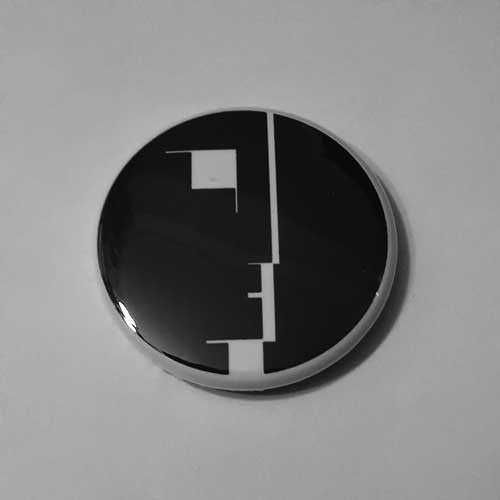 Bauhaus - Face Logo (Badge)