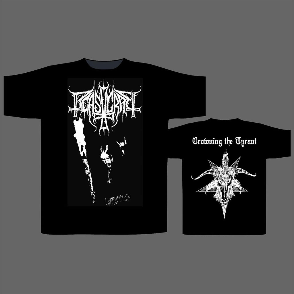 Beastcraft - Crowning the Tyrant (T-Shirt)